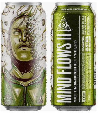 Dogma Mind Flows II Lata 473ml Sour IPA