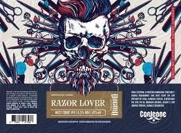 Dogma Razor Lover Lata 473ml American IPA