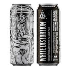 Dogma White Distortion ipa  Lata 473ml