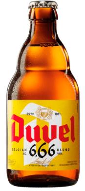 Duvel 6,66 - Belgian Blond 330ml