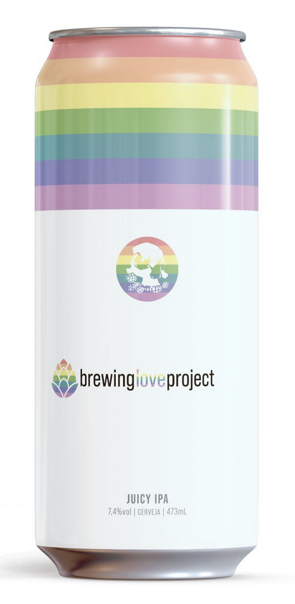 Everbrew Brewing Love Project - Lata 473ml - Juicy Ipa