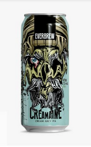 Everbrew Creamaine Lata 473ml - Cream Juicy IPA