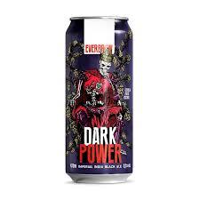 Everbrew Dark Power Lata 473ml Imperial India Black Ale
