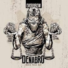 Everbrew Denabro Lata 473ml Juicy IPA