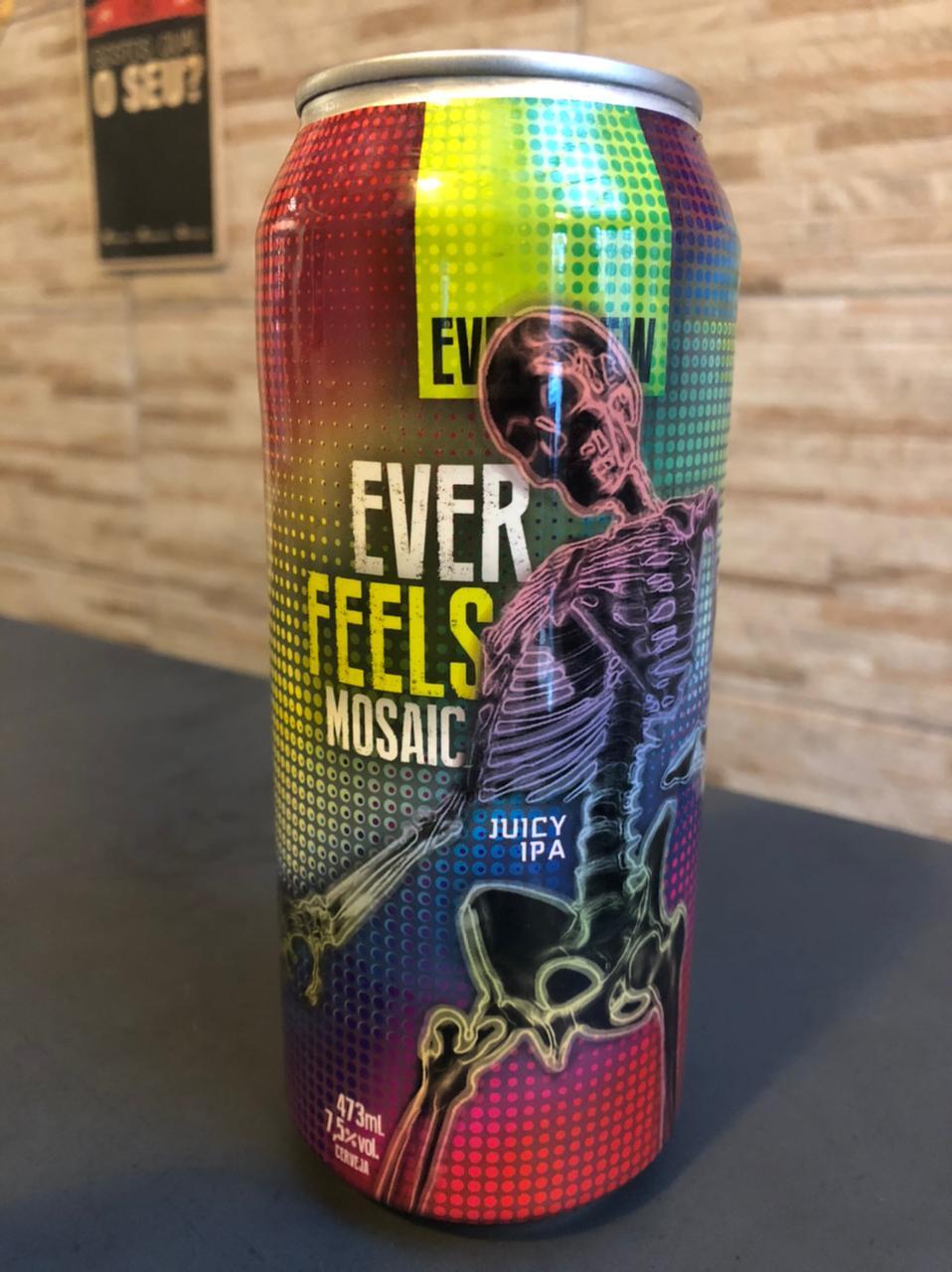 Everbrew EverFeels Mosaic Lata 473ml - Juicy IPA