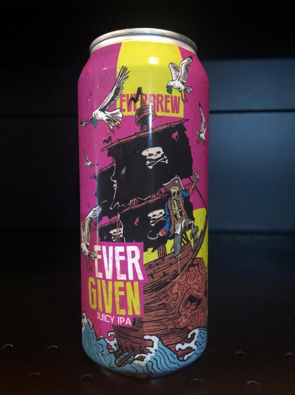 Everbrew Evergiven Lata 473ml - Juicy IPA