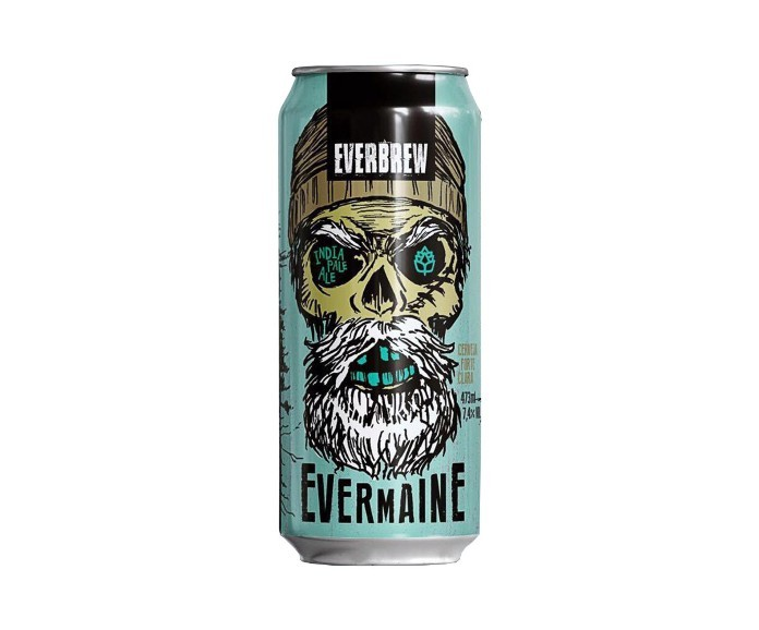 EverBrew Evermaine Lata473ml NE IPA