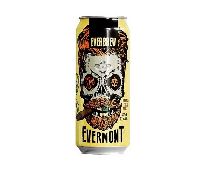 Everbrew Evermont Lata 473ml Ne IPA