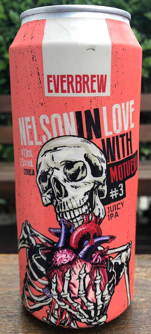 Everbrew Nelson In Love With Motueka Lata 473ml Juicy IPA
