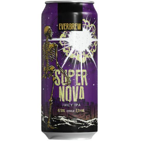 Everbrew Super Nova - Lata 473ml - Juicy Ipa