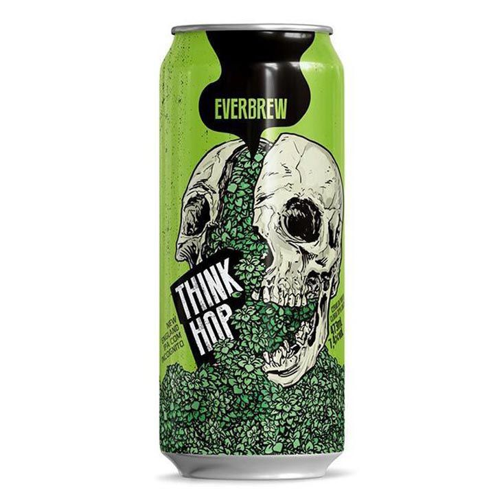 Everbrew Think Hop NEIPA 473ml