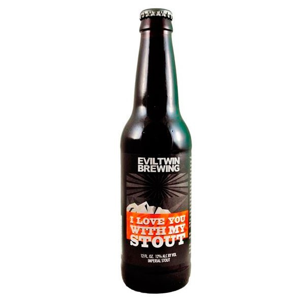 Eviltwin I love You With My Stout 355ml