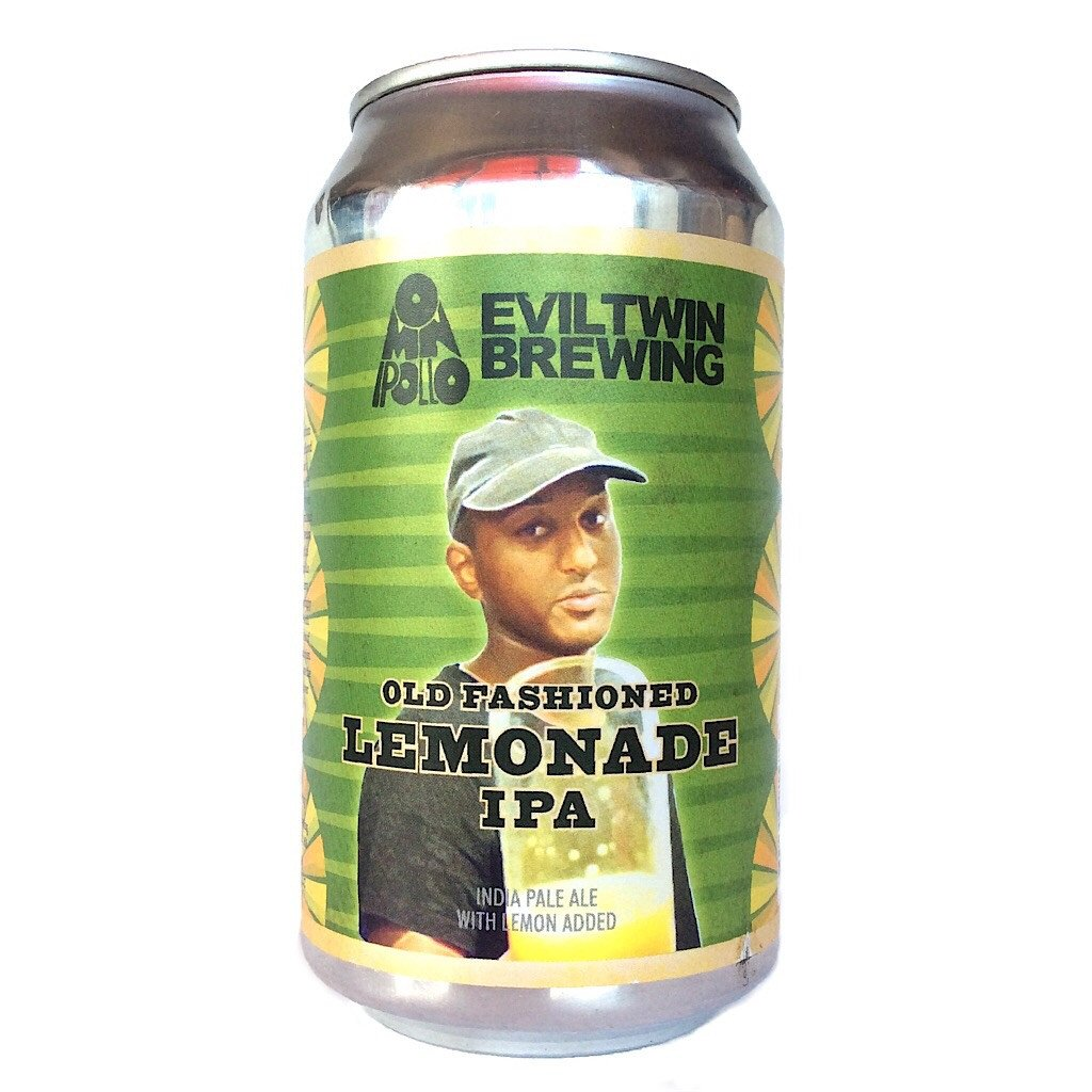 Eviltwin Old Fashioned  Lemonade IPA 355ml