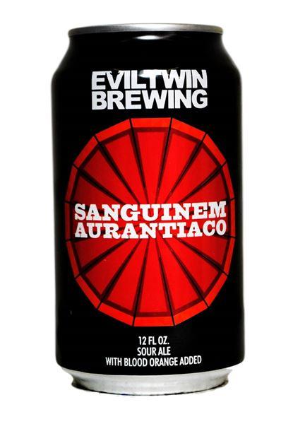 Eviltwin Sanguinem Aurantiaco 355ml Sour Ale