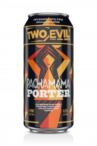 Eviltwin Two Evil Pachamama Porter Lata 473ml