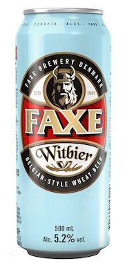 Faxe Witbier 500ml