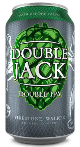 Firestone Walker Double Jack Lata 355 Double IPA