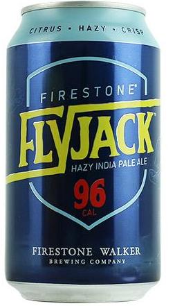 Firestone Walker FlyJack Lata 355ml Hazy IPA