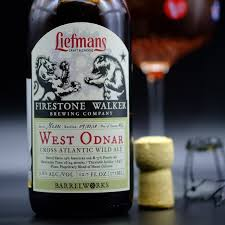 Firestone Walker / Liefmans West Odnar 375ml American Wild Ale