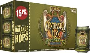 Founders Centennial IPA 15 Pack (15 Latas 355ml)