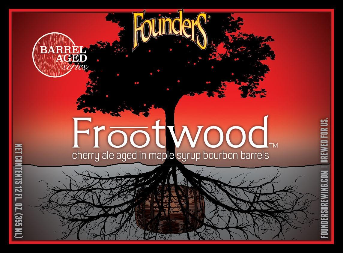 Founders FrootWood 355ml Fruit Beer BA