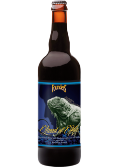 Founders Lizard of Koz 750ml Imperial Stout