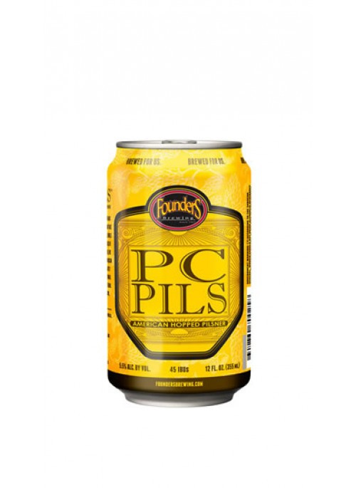 Founders PC Pils Lata 355ml