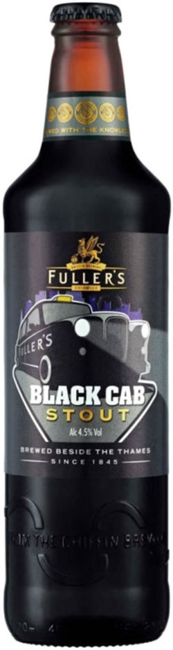 Fullers Black Cab 500ml Dry Stout