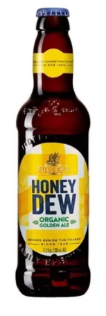 Fullers Honey Dew Organic Golden Ale 330ml