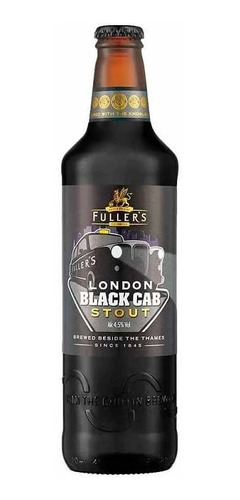 Fullers London Black Cab  Stout - 500ml