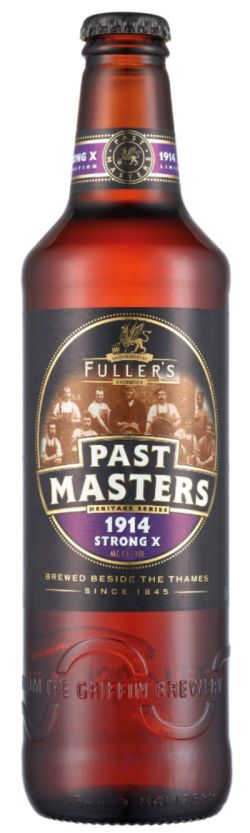 Fullers Past Masters 1914 Strong X 500ml Strong Ale