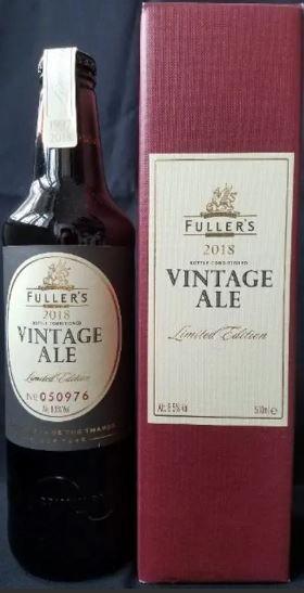 Fullers Vintage Ale 2018 500ml