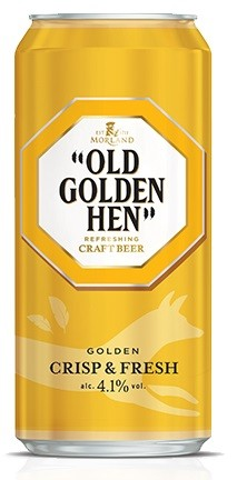GK Old Golden Hen Lata 500ml Golden Ale