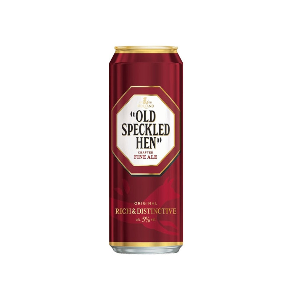 GK Old Speckled Hen Lata 500ml Bitter
