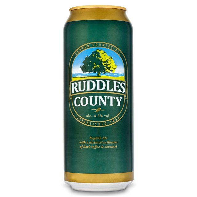 GK Ruddles County Lata 500ml Premium Bitter