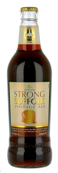 GK Strong Suffolk 500ml Old Ale
