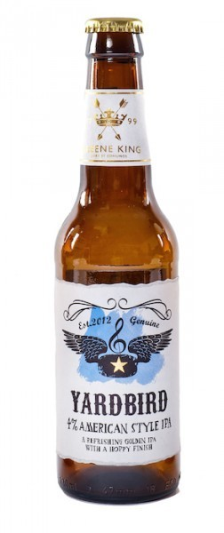 GK Yardbird Pale Ale 330ml