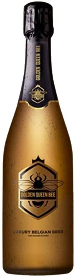 Golden Queen Bee Luxury Belgian Strong Ale 750ml
