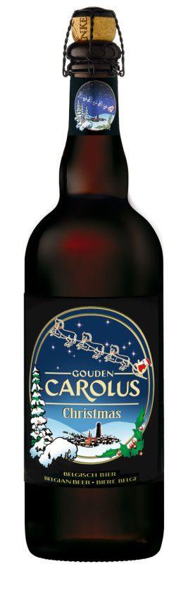 Gouden Carolus Christmas 750ml
