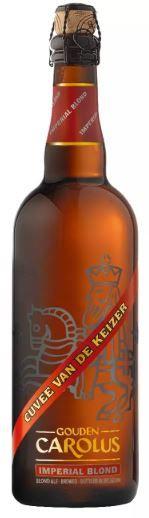 Gouden Carolus Cuvée Van De Keizer Imperial Blond 2017