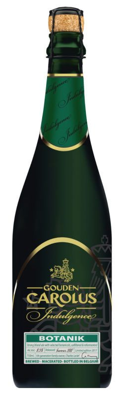 Gouden Carolus Indulgence Botanik 750ml Blonde Ale