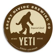 Great Divide Yeti 355ml Imperial Stout