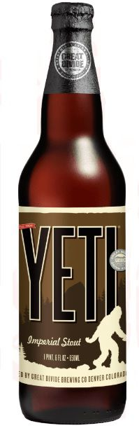 Great Divide Yeti 650ml Imperial Stout