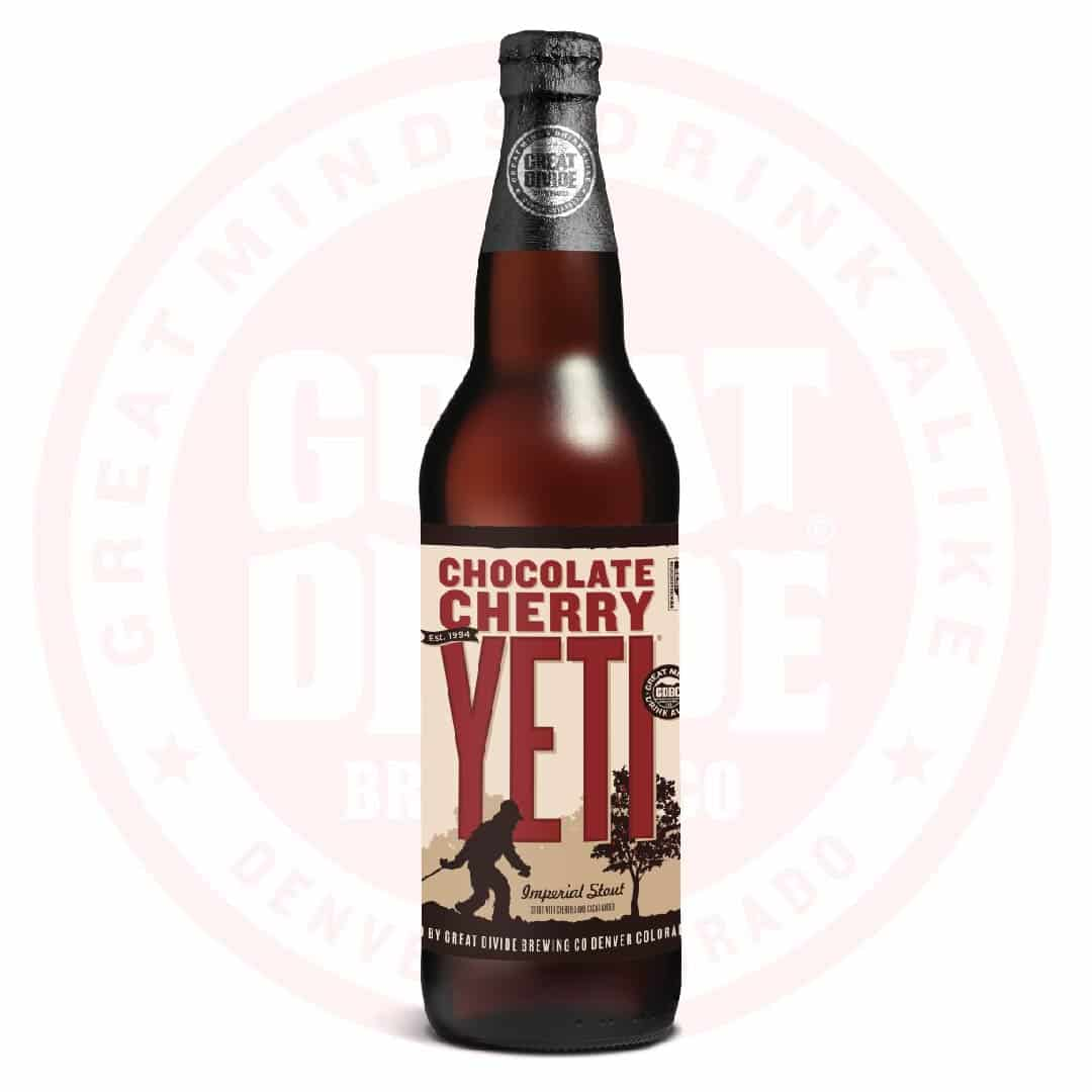 Great Divide Yeti Chocolate Cherry 650ml Imperial Stout