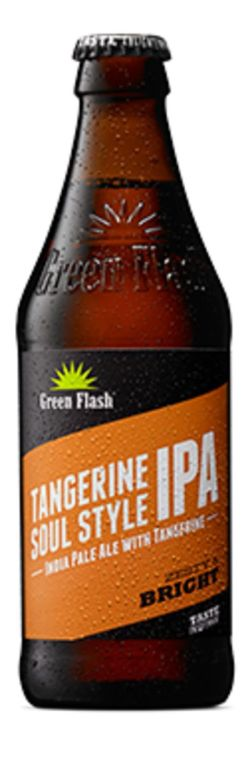 Green Flash Tangerine Soul IPA 355ml
