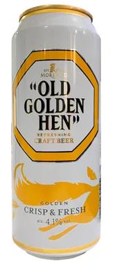 Greene King Old Golden Hen Lata 500ml Golden Ale