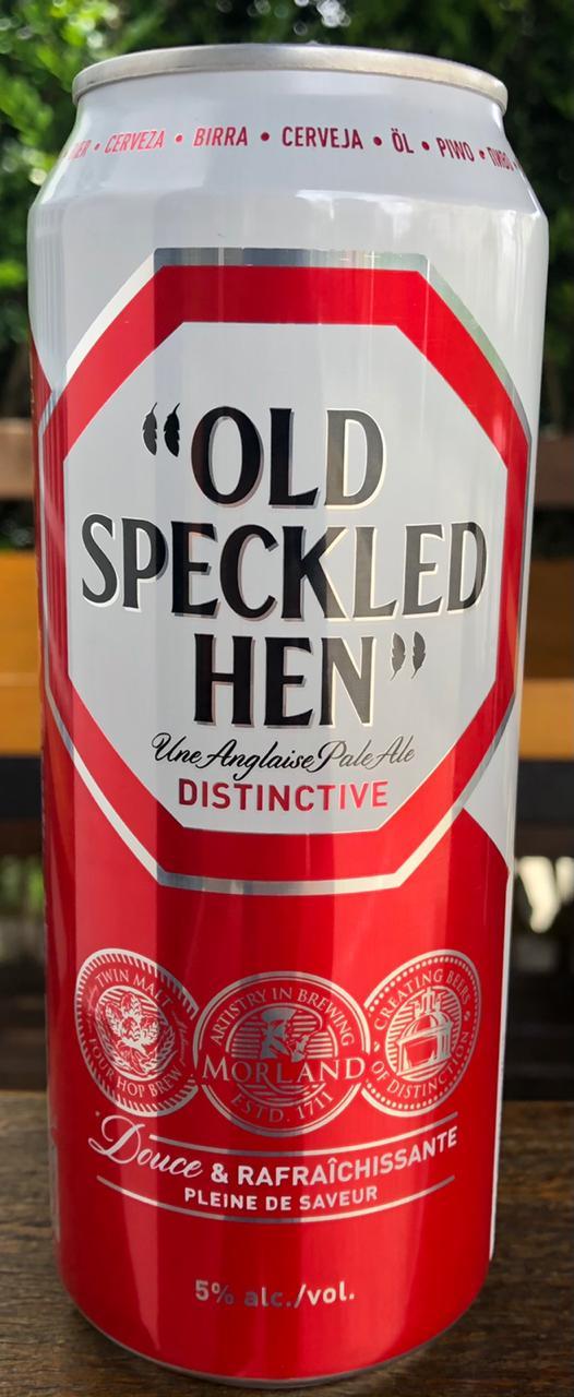 Greene King Old Speckled Hen Lata 500ml Bitter