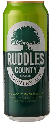 Greene King Ruddles County Lata 500ml  Special Bitter