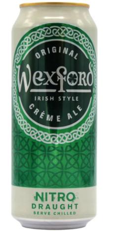 Greene King Wexford Lata 440ml Cream Ale