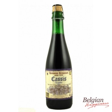 Hanssens Experimental Cassis 375ml Lambic